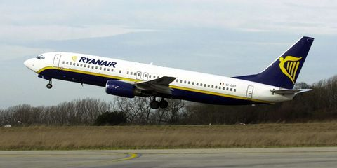 Ryanair is trying to cheer everyone up about the election with a flash sale on flights