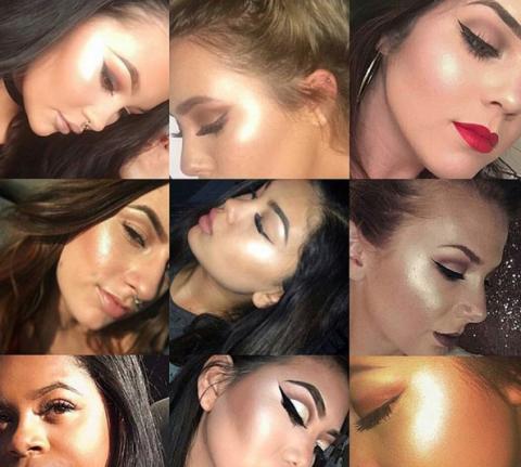 Lip, Brown, Hairstyle, Skin, Eyebrow, Eyelash, Facial expression, Style, Beauty, Amber,