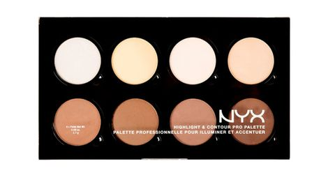 "<p>Because you can't be an instagram queen without getting on board the contouring hype.</p><p><a href=""https://www.boots.com/en/NYX-Highlight-Contour-Pro-Palette_1770453/"" target=""_blank"">£18</a></p>"