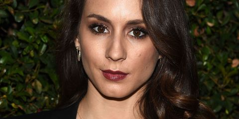 Troian Bellisario opens up about anorexia struggles