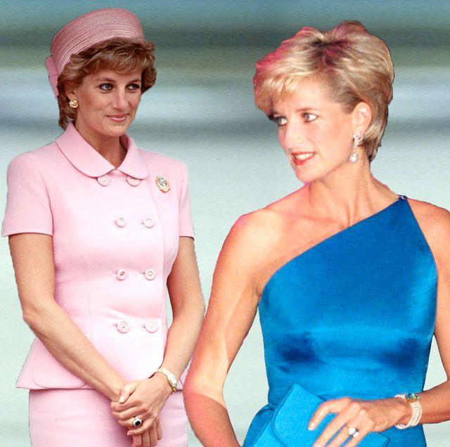 princess diana most iconic fashion moments