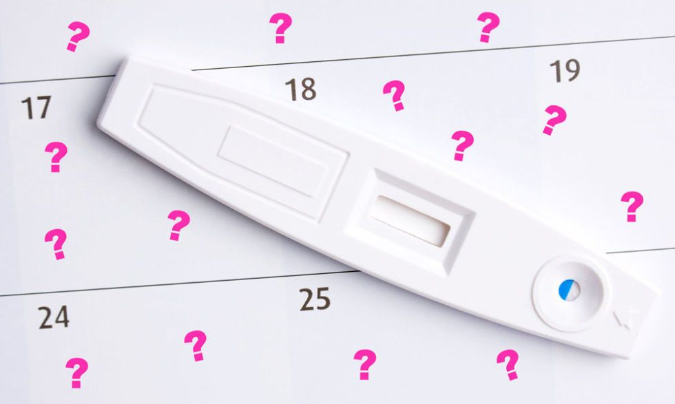 Can You Be Pregnant And Have A Heavy Period