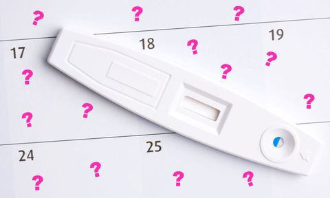 7 reasons you might have missed your period, other than being pregnant