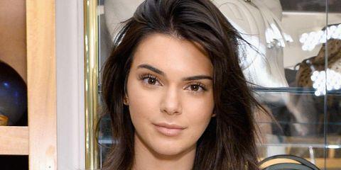 Kendall Jenner's return to Instagram
