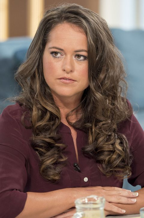 Politician Karen Danczuk reveals she was raped by her brother from the age of nine