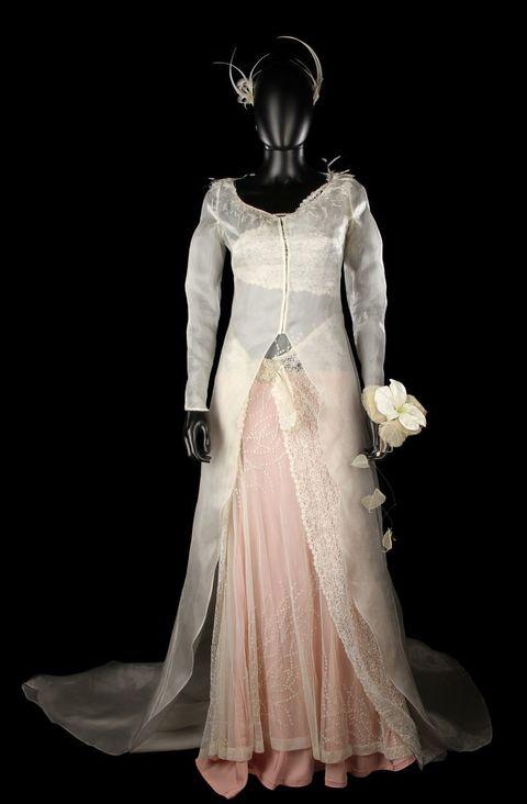 The Original Design For Keira Knightley S Love Actually