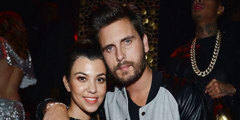 Scott Disick and Kourtney Kardashian are back together