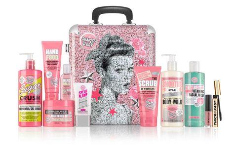 Product, Brown, Skin, Liquid, Magenta, Pink, Beauty, Logo, Cosmetics, Bottle,