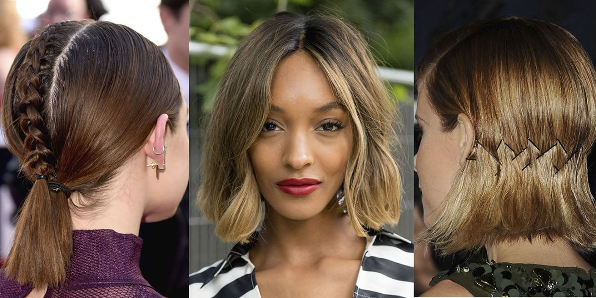 30+ Short Hairstyles For 2017