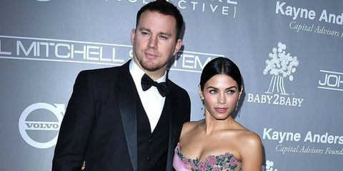 """Jenna Dewan describes sex life with Channing as """"primal"""""""