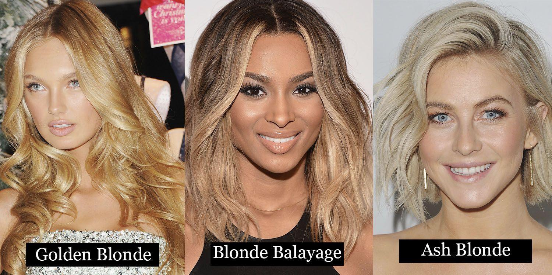 28 Celebrities With Blonde Vs Brown Hair