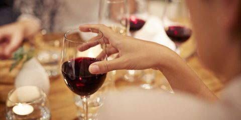 Could this be the simple answer to beating the dreaded wine hangover?