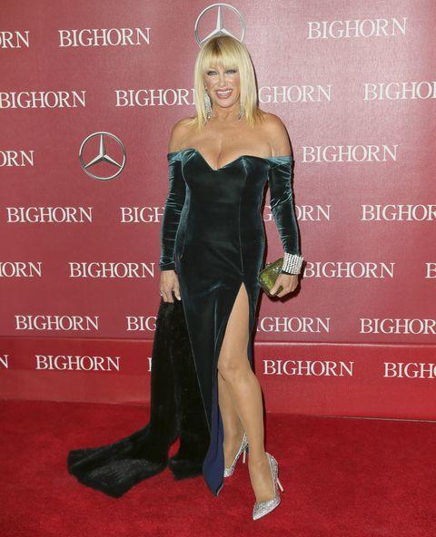 celeb fashion at the Palm Springs International Film Festival 2016
