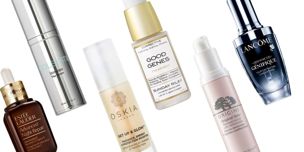 9 serums that will transform your skin, guaranteed