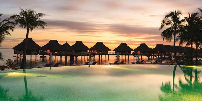 Most Romantic Destinations Bora