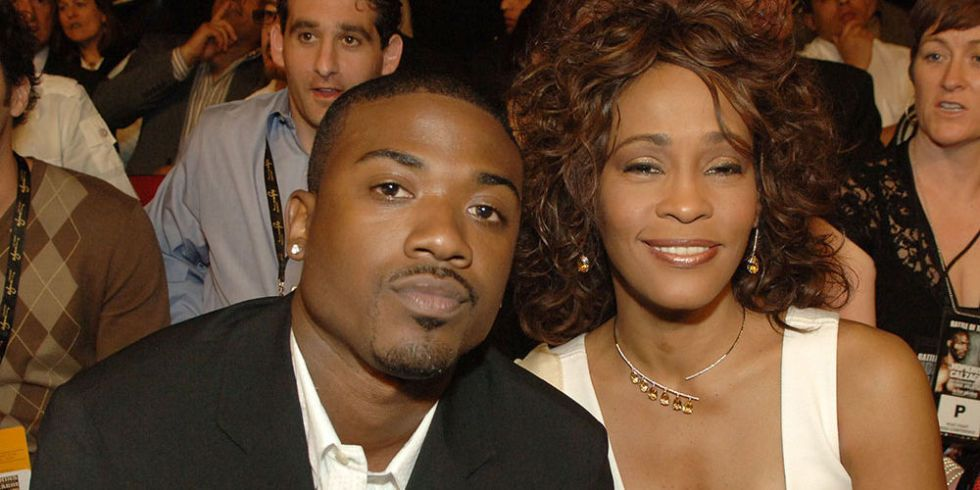 Did whitney houston dating ray j