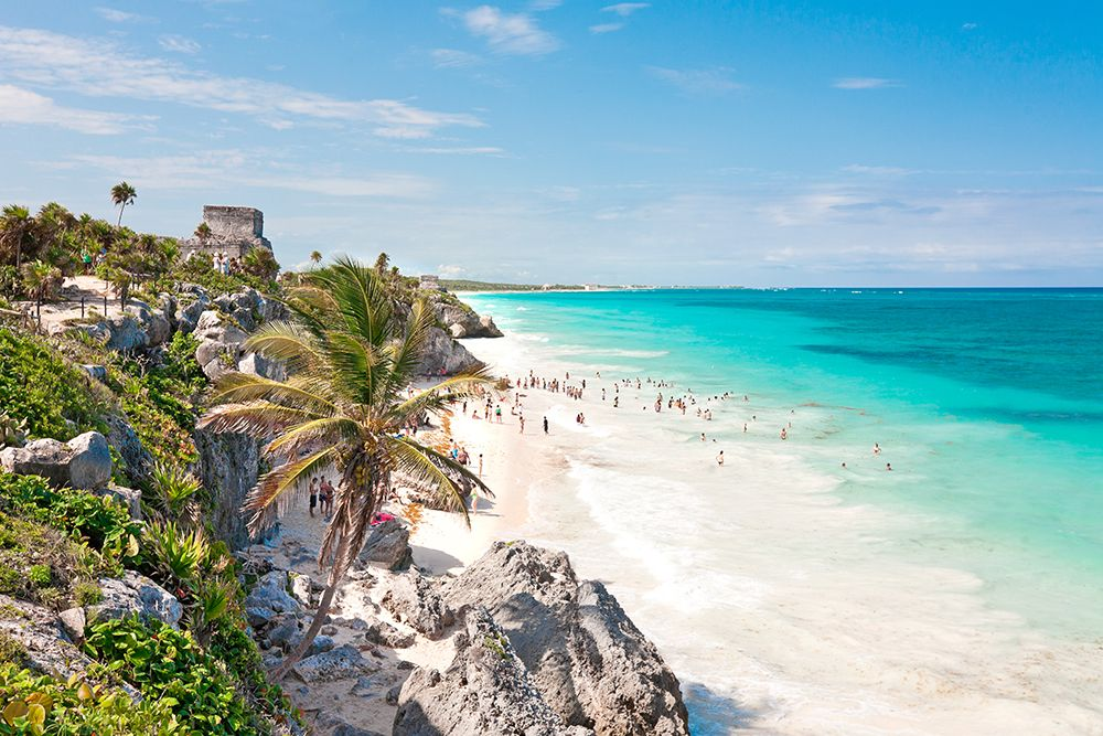 "<p>While Cancun might be famed for being a party capital of the world, March is out of season - meaning you can enjoy the highs of up to 30°C in peace on the white sandy beaches and in the blue sea. Having said that, if you fancy a big night out? There's almost definitely an opportunity for that, too. Now to face the 11 hour flight..<span data-redactor-tag=""span"" data-verified=""redactor""></span></p>"