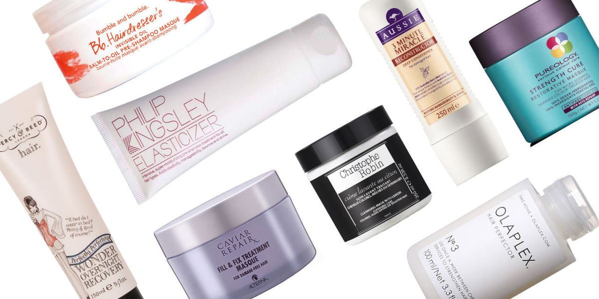 Best Hair Mask 2017 9 At Home Treatments