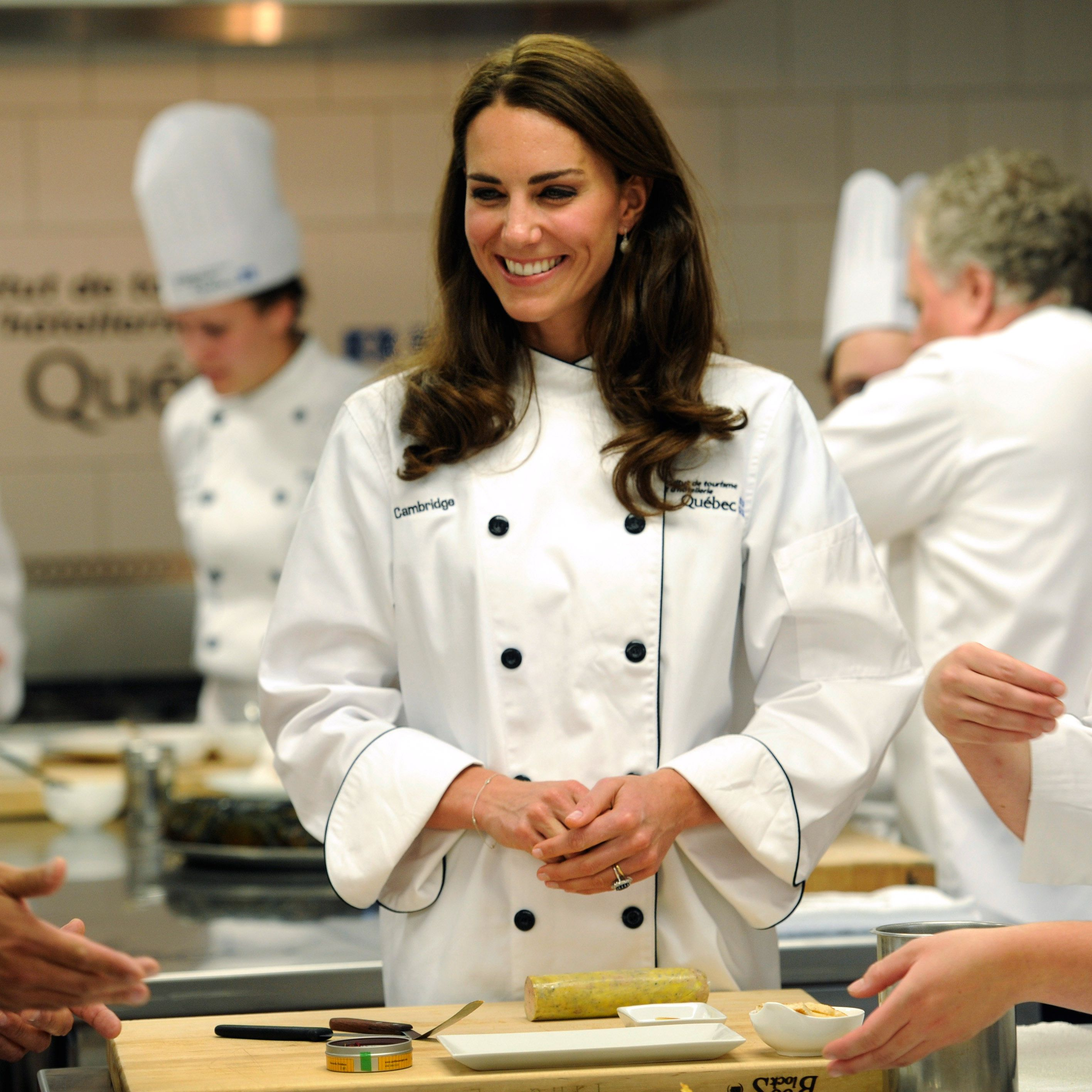kate middleton bad cook