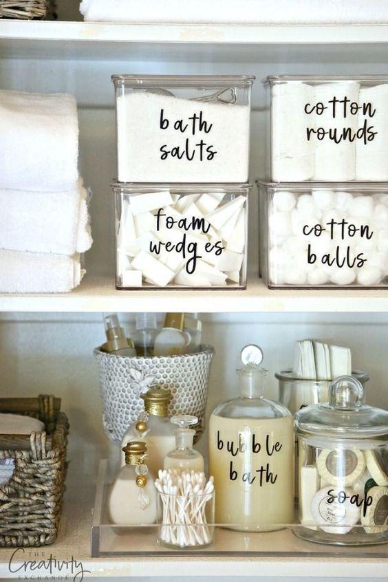 11 of the best bathroom beauty storage ideas on pinterest