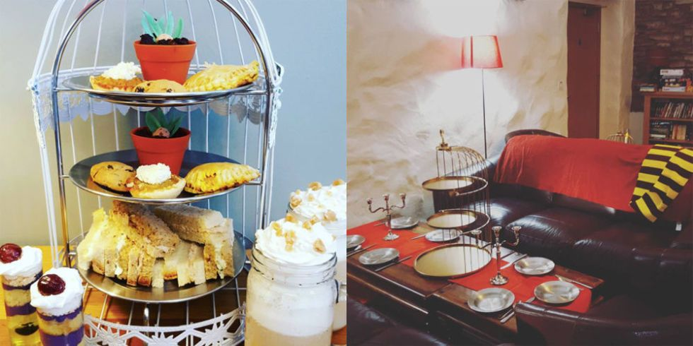 This Harry Potter themed B&B looks amazing