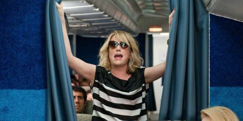 Survey reveals the 14 most annoying things you can do on a flight