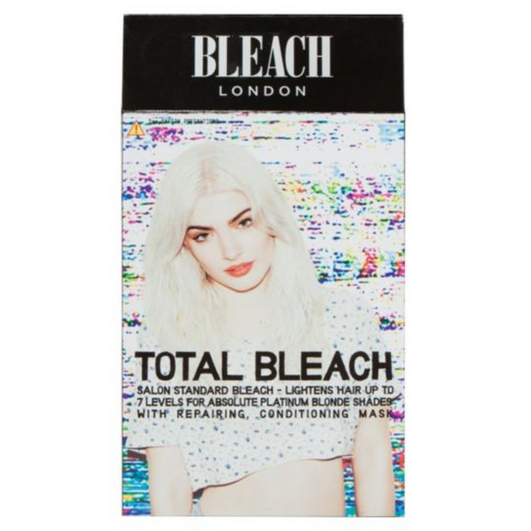 Countless blogger reviews champion this offering from Bleach London. It claims to be professional quality, and we're not going to argue. Going, going, going.. blonde.