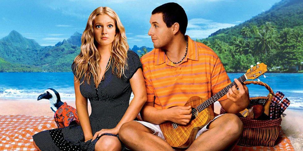 50 first dates when henry meets lucy