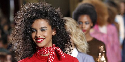 Tips For Straightening Curly Afro Hair