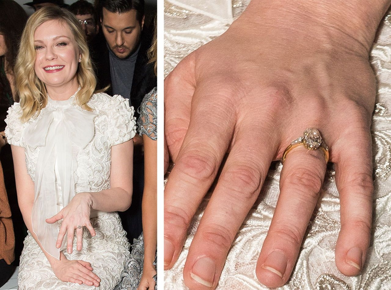 Celebrity engagement rings the biggest and best celeb engagement rings