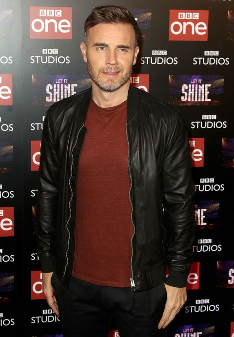 LONDON, UNITED KINGDOM - DECEMBER 13: Gary Barlow attends the Let It Shine - Photocall at Ham Yard Hotel on December 13, 2016 in London, England. PHOTOGRAPH BY Brett Cove / Barcroft Images London-T:+44 207 033 1031 E:hello@barcroftmedia.com - New York-T:+1 212 796 2458 E:hello@barcroftusa.com - New Delhi-T:+91 11 4053 2429 E:hello@barcroftindia.com www.barcroftimages.com (Photo credit should read Brett Cove / Barcroft Images / Barcroft Media via Getty Images)