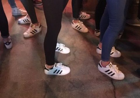 wholesale dealer 59e5f b18b6 These Adidas trainers have gone so viral they re literally everywhere