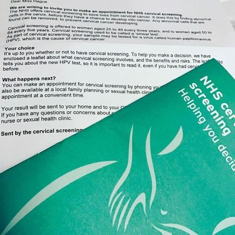 """Why has the NHS started telling us attending cervical cancer smear tests are """"a choice""""?"""