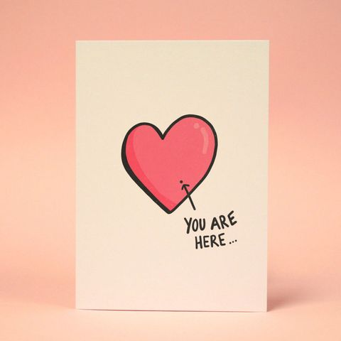 these valentine s day cards are for people whose love is not