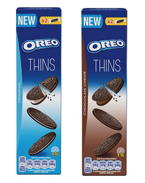 Oreo Release New Lower Calorie Thins And They Re About To Be Your New Obsession