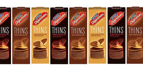Mcvities Just Released A 31 Calorie Digestive Biscuit