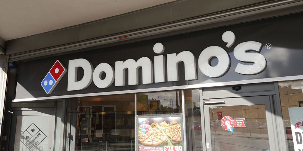 Just in case you wondered, here's where your Domino's wedges are ACTUALLY from