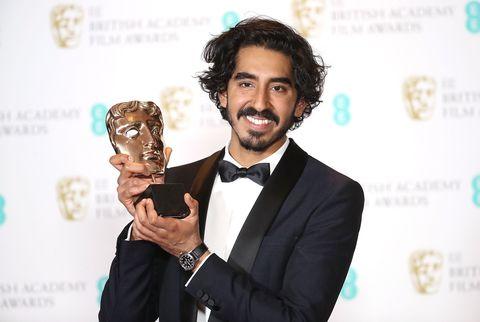 Dev Patel Bafta awards 2017