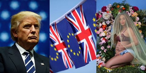 This Twitter account can 100% tell the future after it correctly predicted Trump, Brexit and Beyoncé's pregnancy