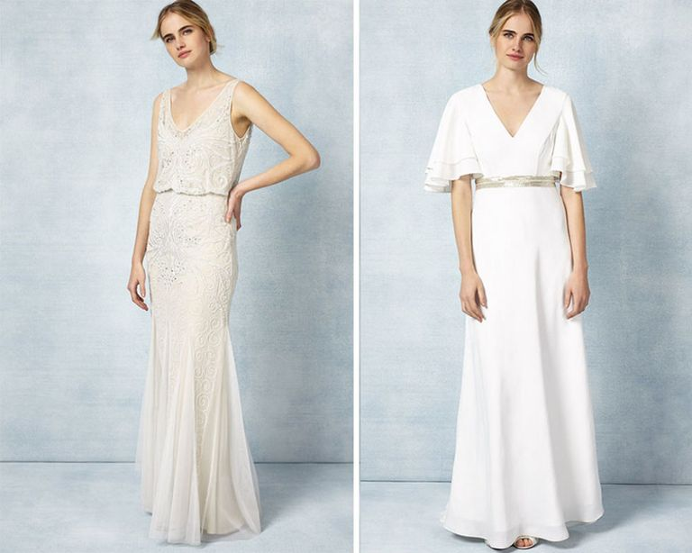 20 high street wedding dresses you\'ll love - high street brands that ...