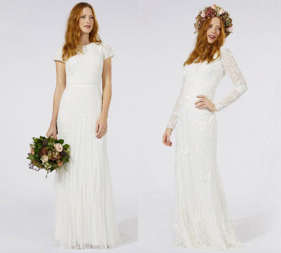 london wedding dress street shopping cheap
