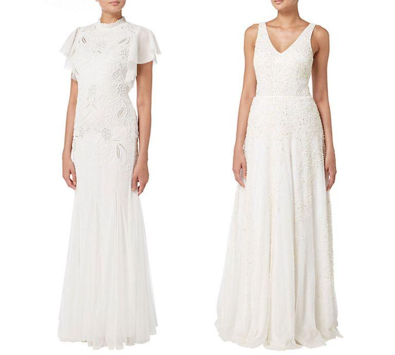 Cheap Wedding Dresses Under 500 Dollars: 20 High Street Wedding Dresses You'll Love
