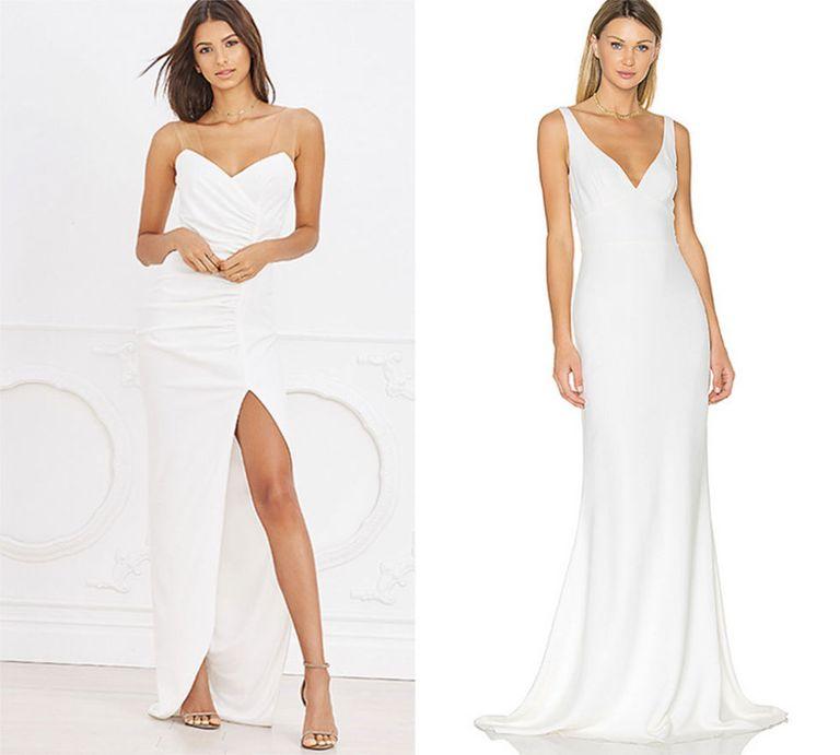 Revolve Boutiques: 20 High Street Wedding Dresses You'll Love