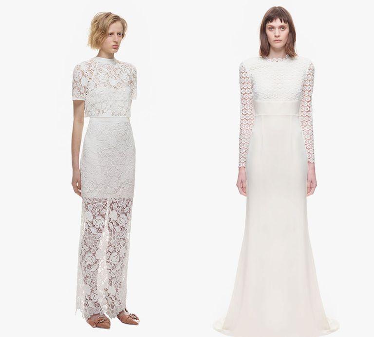 19 High Street Wedding Dresses You'll Love