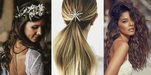 25+ Wedding Hair Ideas 2018 - Instagram\'s Best Bridal hairstyles