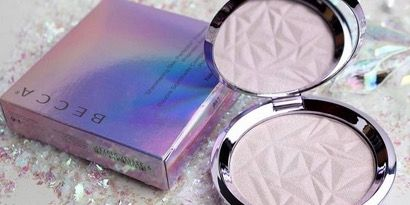 Becca's new holographic highlighter will make you look like you've been licked by a unicorn