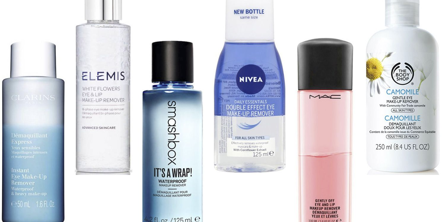 Best Eye Makeup Remover 2018 7 That Wont Sting Your Eyes