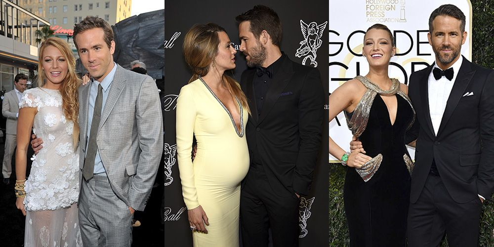 Blake Lively And Ryan Reynolds A Timeline Of Their Relationship