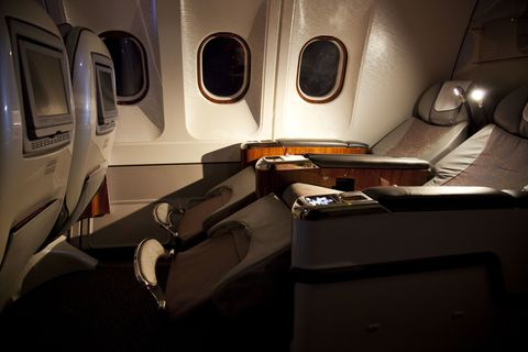 Flat beds in economy class could soon be coming to planes