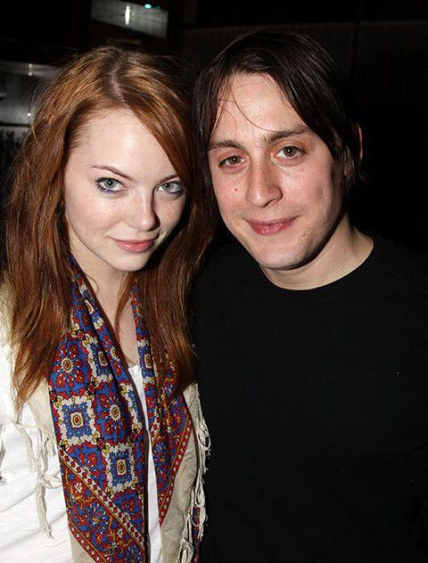 Emma stone dating prince